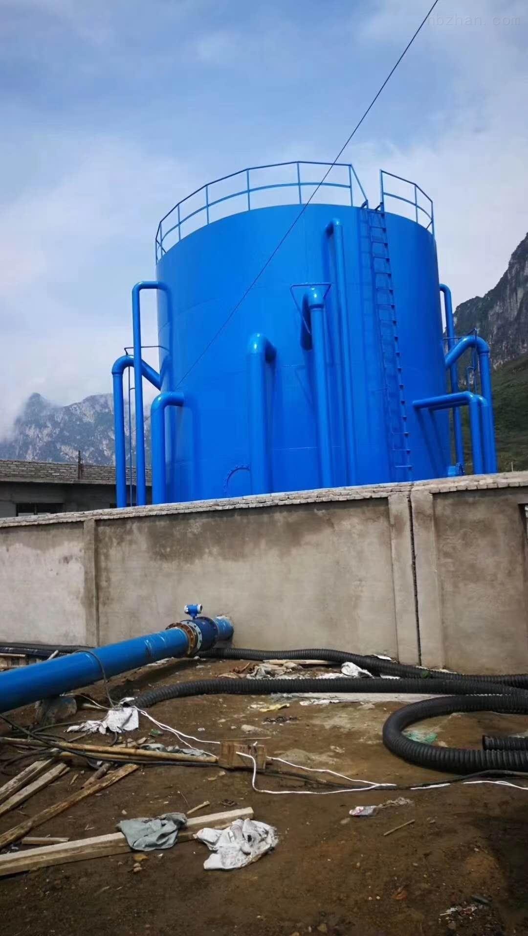 广安地埋式污水处理一体化厂家销售