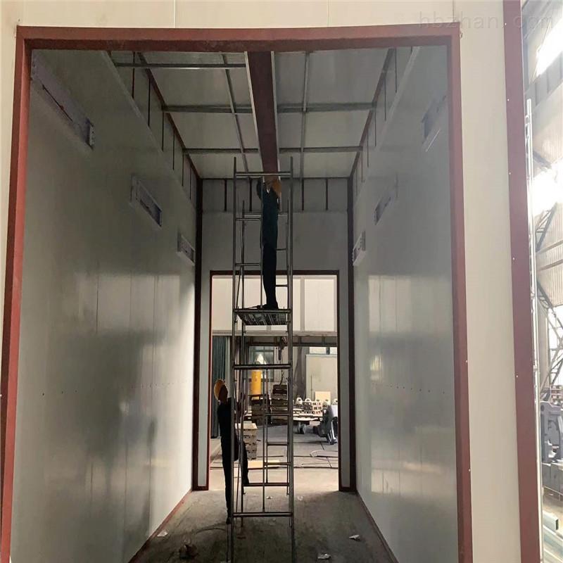 巢湖喷漆房废气处理设备专业定制