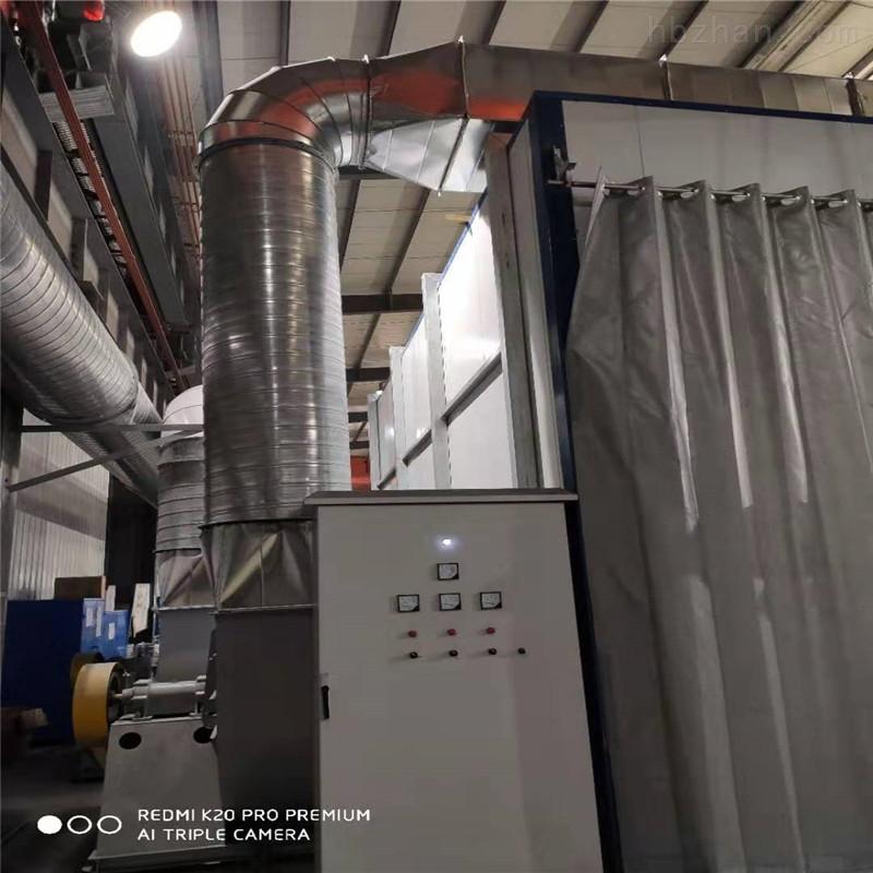 蚌埠侧吸式喷漆房设备厂家直销