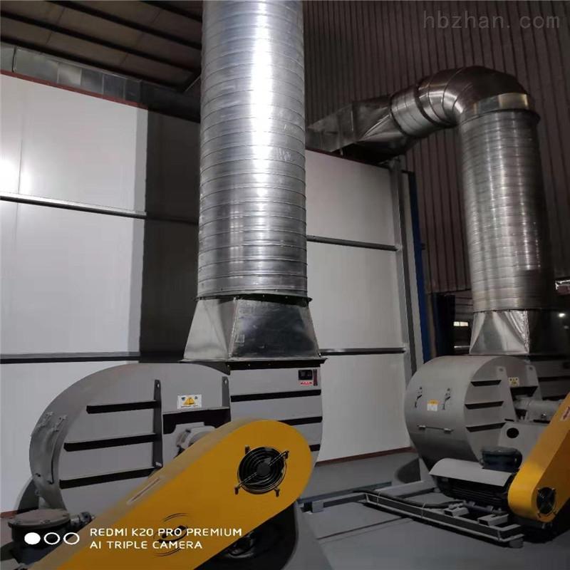 黄山喷漆房废气处理设备价格