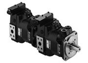 Parker派克PV/PV系列双联轴向柱塞泵