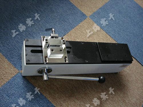 手动卧式拉力试验机