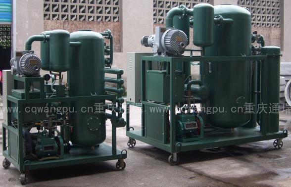 双级高效滤油机