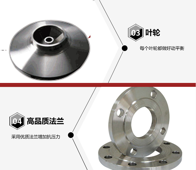 XBD消防泵叶轮
