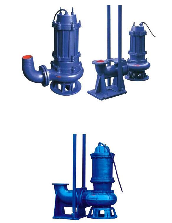 耦合式潜水排污泵