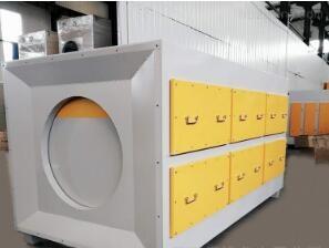 工业小型废气净化设备