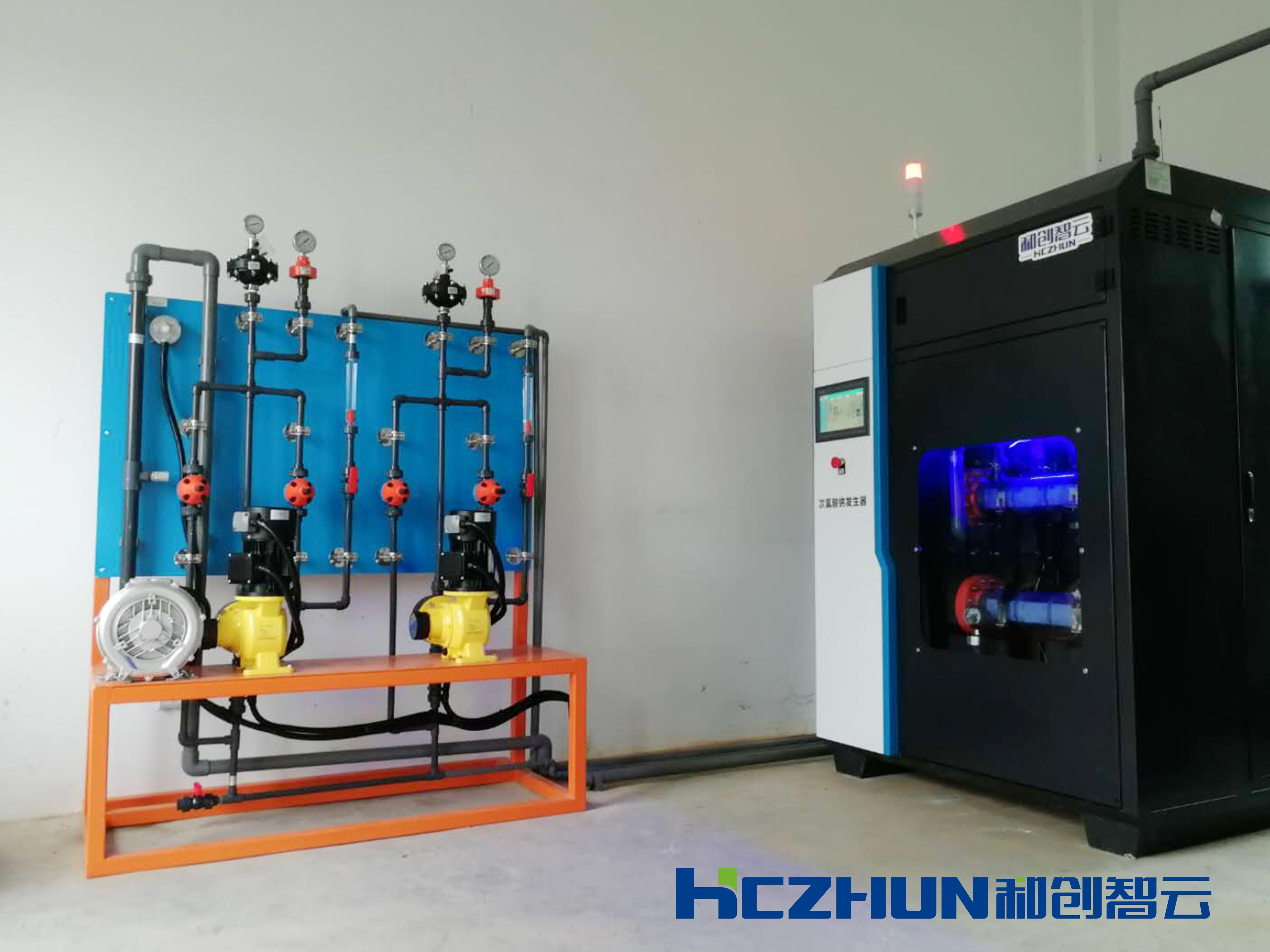 300克次氯酸钠发生器
