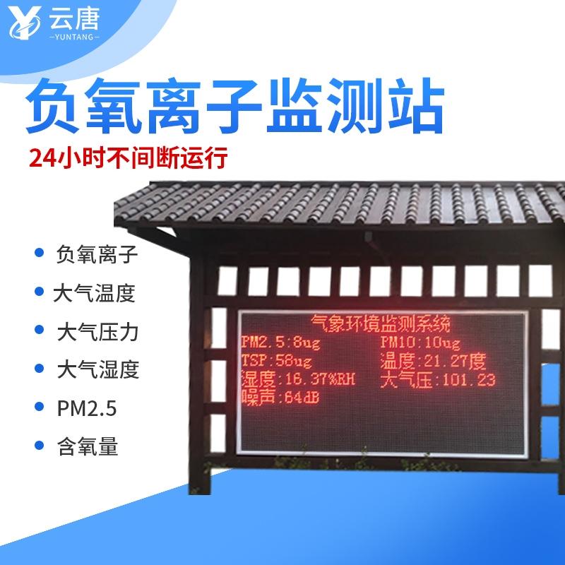 空气环境负氧离子监测系统【厂家|品牌|价格】2021快检设备介绍