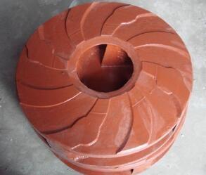 液下渣浆泵叶轮
