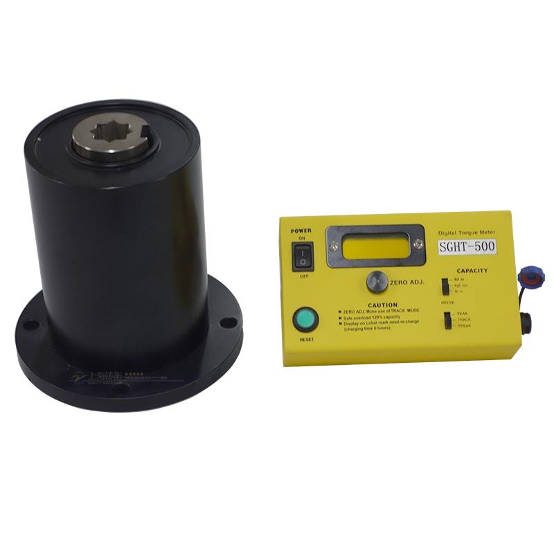 气动/电动扭矩扳手检定仪