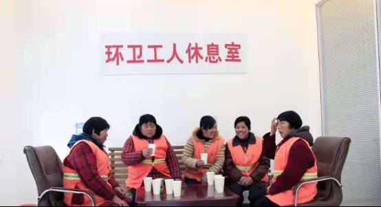 江苏省滨海县城管局优化环卫作业模式助力全国文明城市创建
