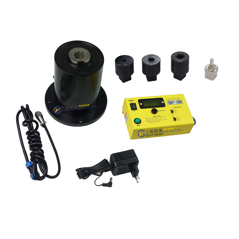500N.m检测电钻大扭矩冲击扳手检定仪