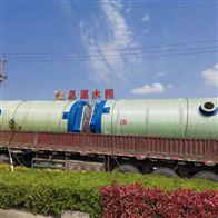 浙江南浔一体化预制泵站3台设备发货