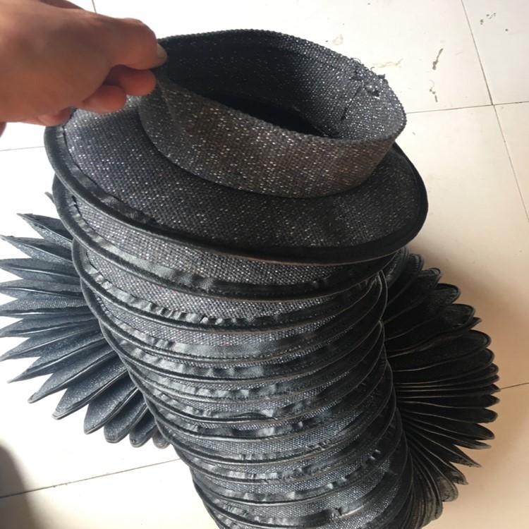 缝合式液压油缸圆形防护罩定制