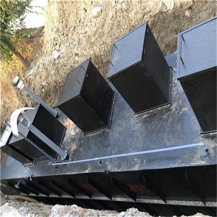 一体化商场污水处理设备定制厂家