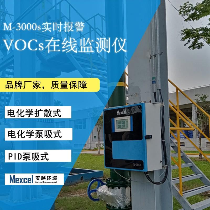vocs在线监测技术标准