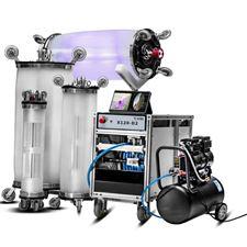 X120-D2型可控点位修复系统