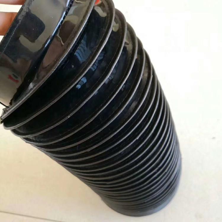 缝合式液压油缸耐酸碱保护罩