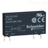 施耐德schneider固态继电器SSL1A12JD特性